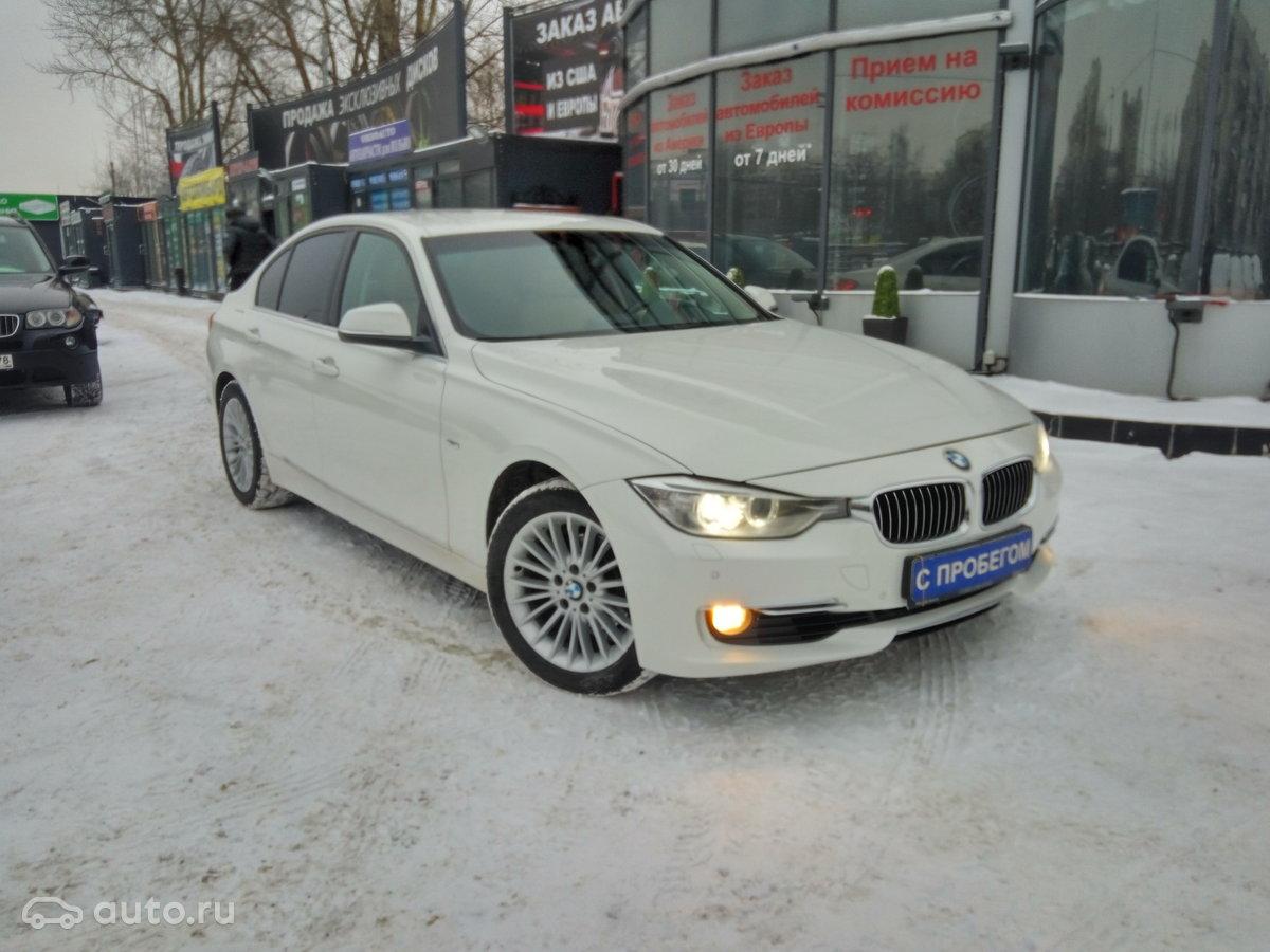 выкуп Продажа BMW 3er VI (F3x) 320i в Санкт-Петербурге