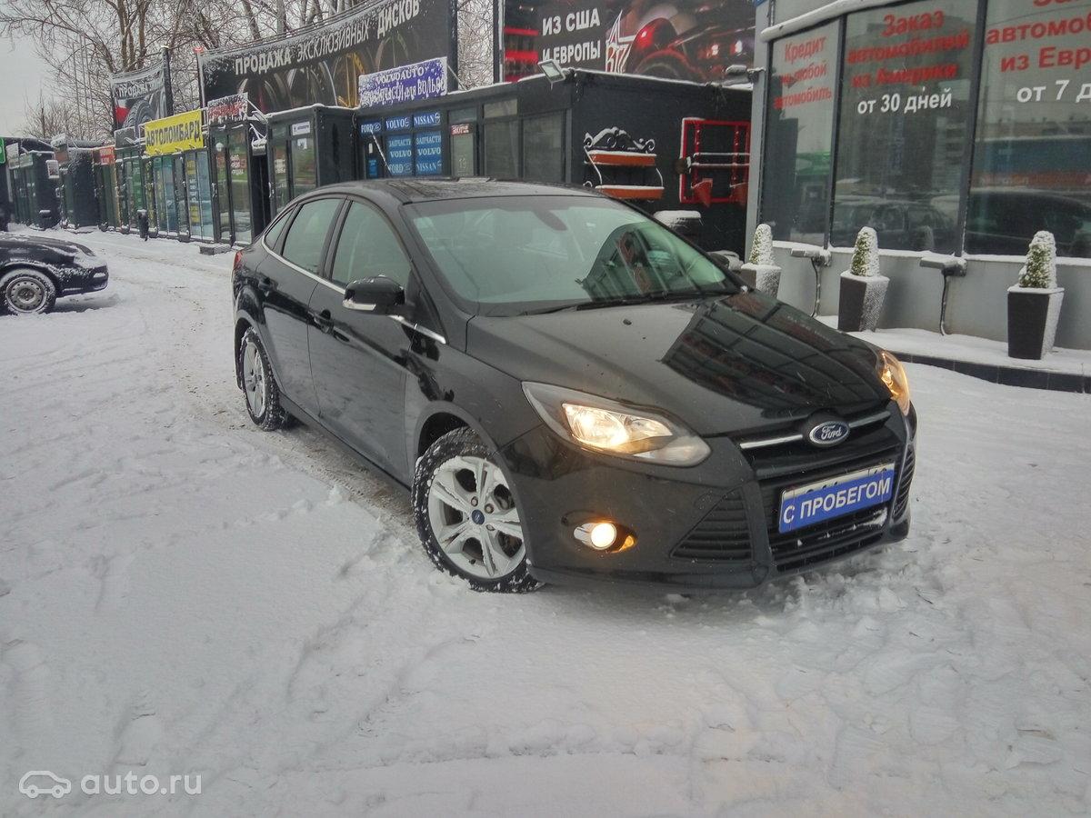выкуп Продажа Ford Focus III в Санкт-Петербурге