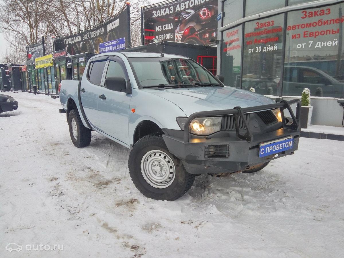 выкуп Продажа Mitsubishi L200 IV в Санкт-Петербурге