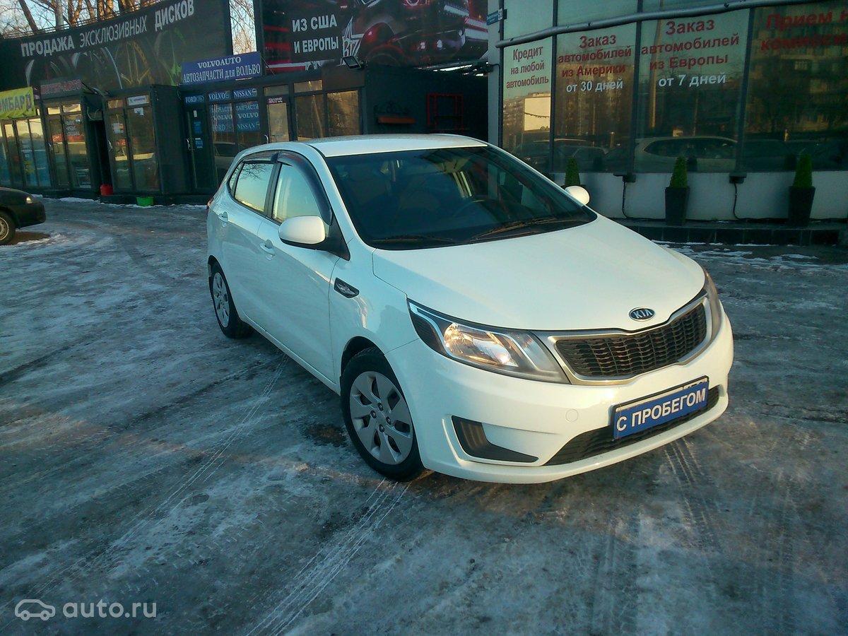 выкуп Продажа Kia Rio III в Санкт-Петербурге