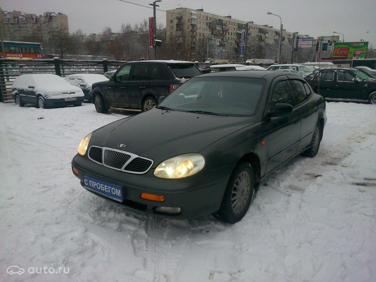 выкуп Продажа Daewoo Leganza в Санкт-Петербурге