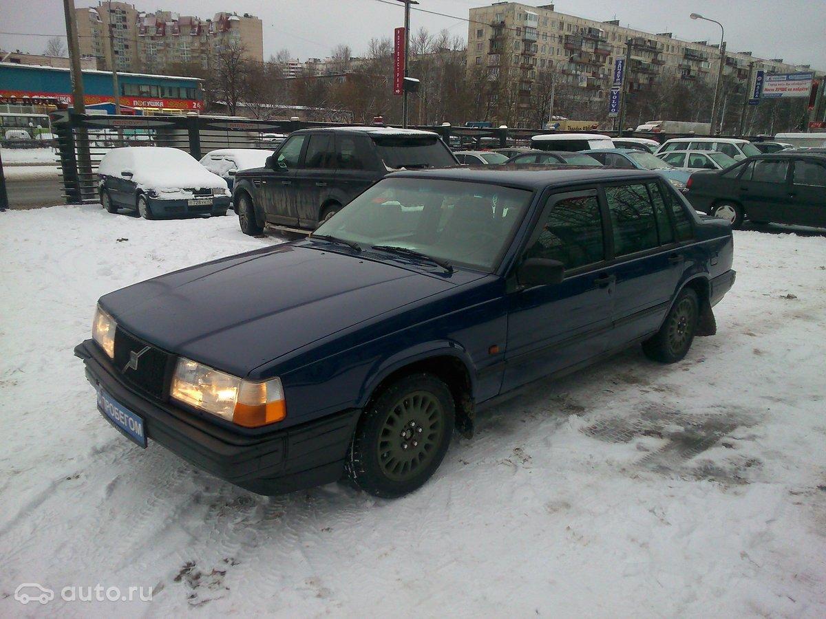 выкуп Продажа Volvo 940 в Санкт-Петербурге