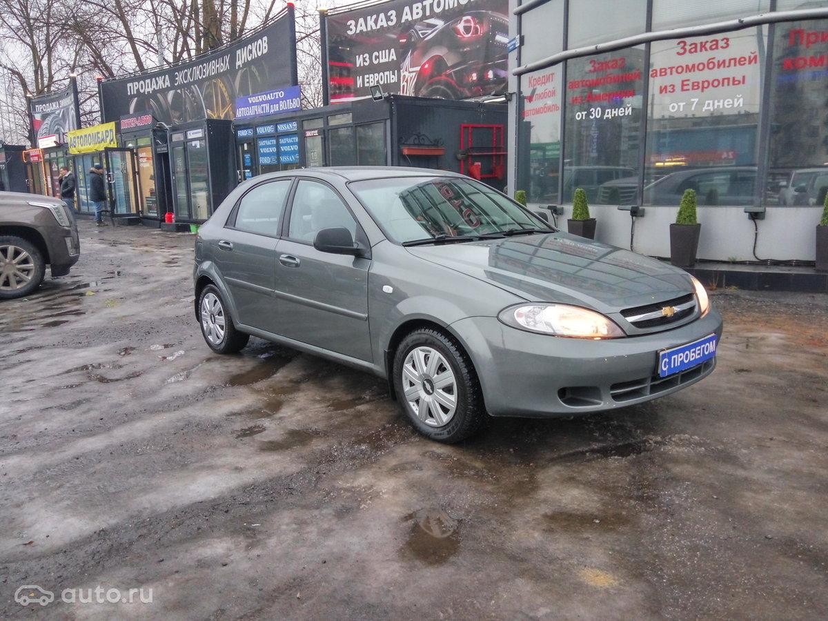 выкуп Продажа Chevrolet Lacetti в Санкт-Петербурге