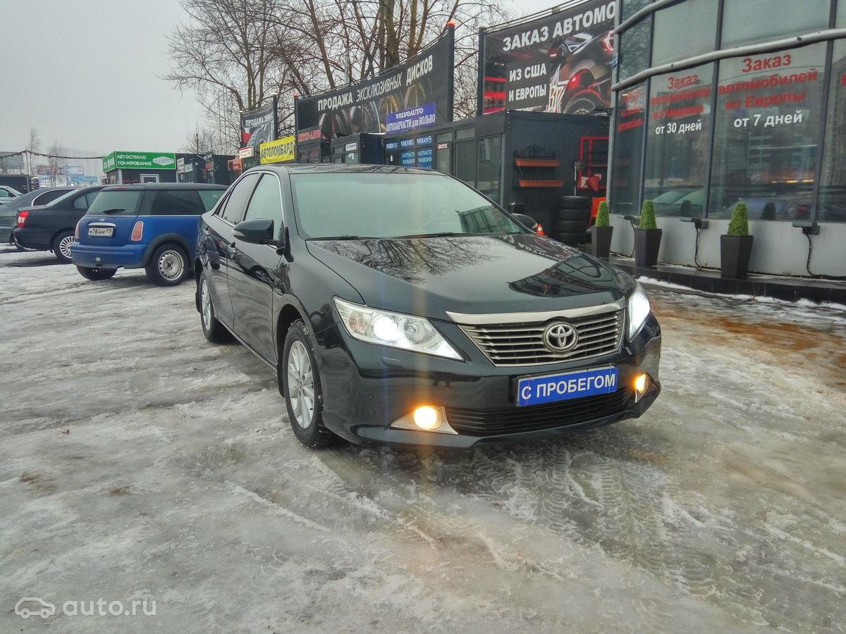 выкуп Продажа Toyota Camry VII (XV50) в Санкт-Петербурге