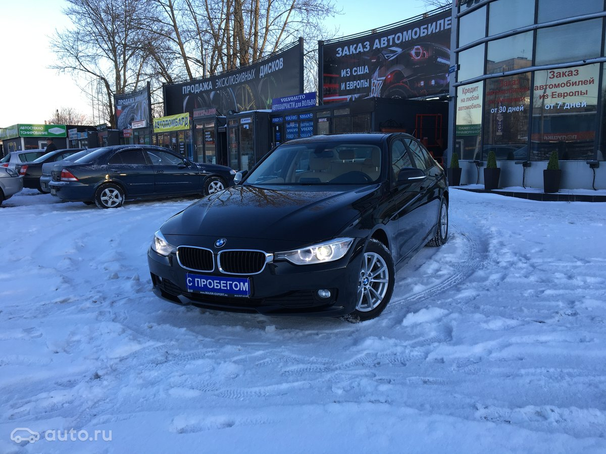 выкуп Продажа BMW 3er VI (F3x) 316i в Санкт-Петербурге