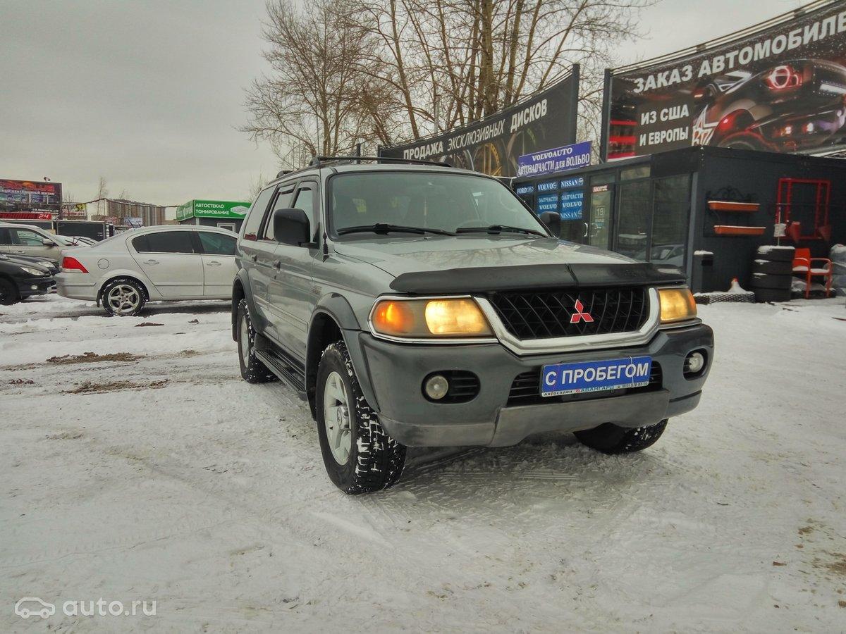выкуп Продажа Mitsubishi Montero Sport в Санкт-Петербурге