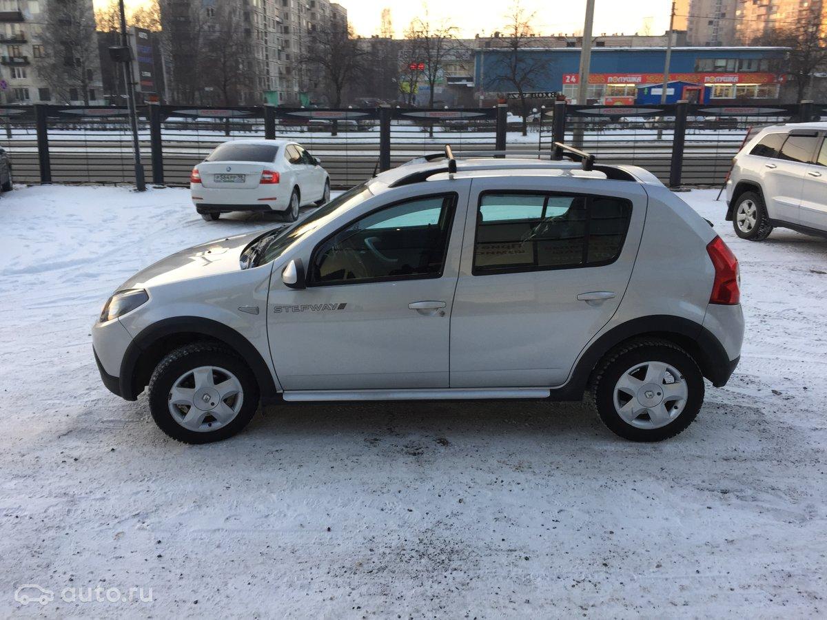 выкуп Продажа Renault Sandero I Stepway в Санкт-Петербурге