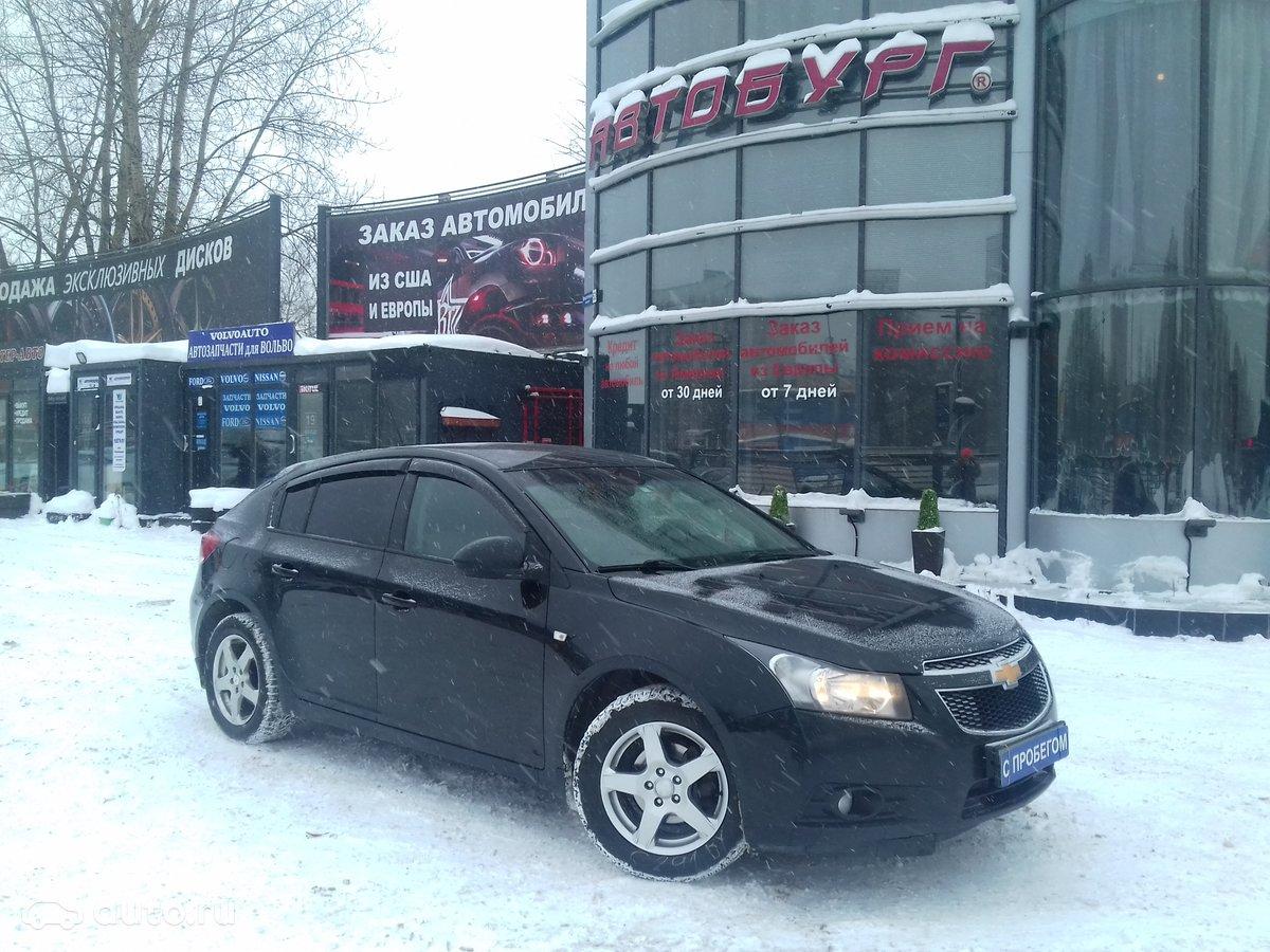 выкуп Продажа Chevrolet Cruze I в Санкт-Петербурге