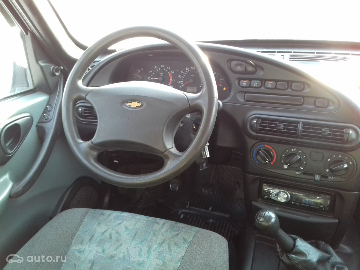 выкуп Продажа Chevrolet Niva I в Санкт-Петербурге