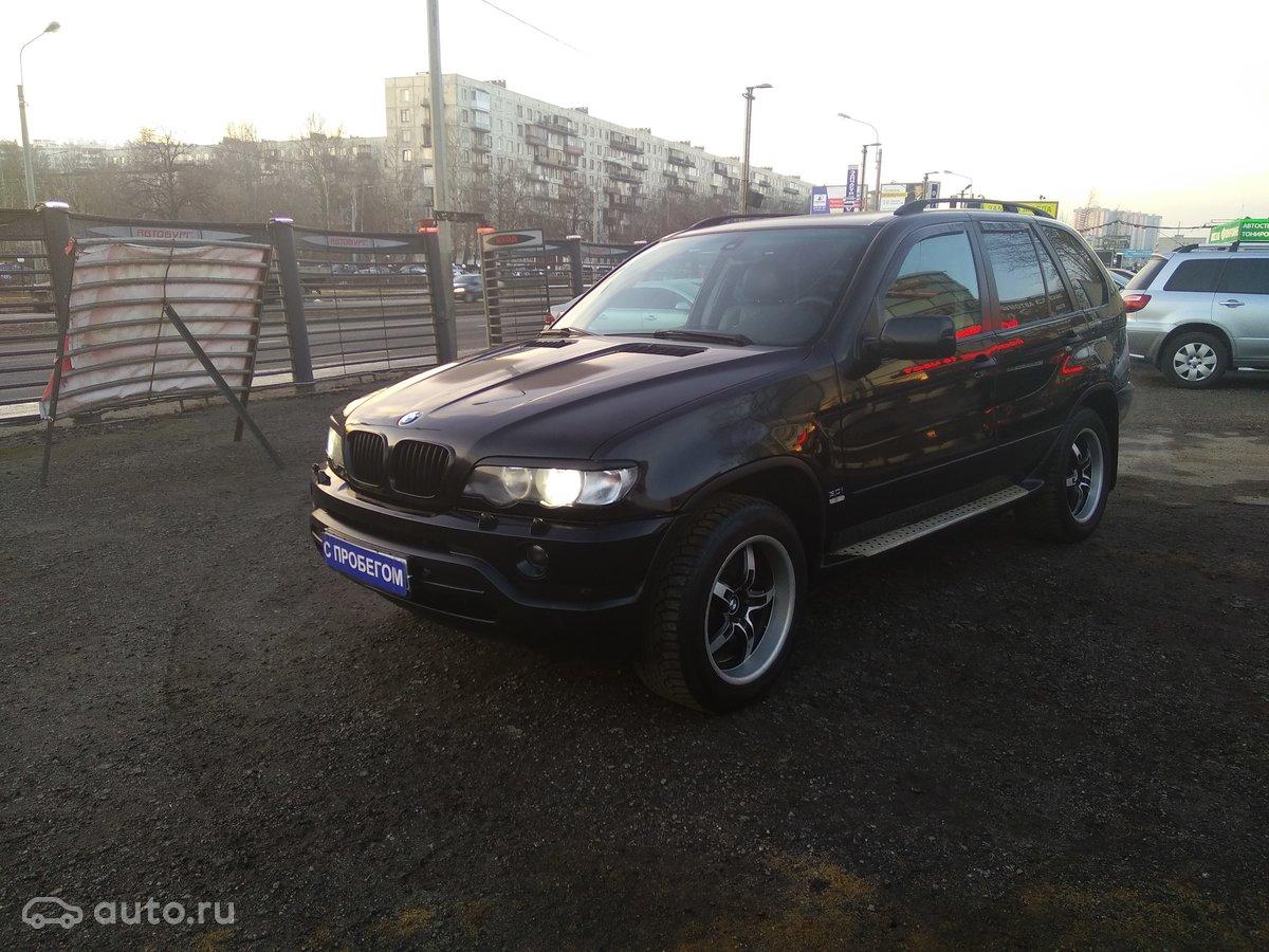 выкуп Продажа BMW X5 I (E53) 3.0i в Санкт-Петербурге