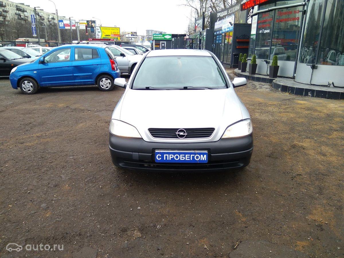 выкуп Продажа Opel Astra G в Санкт-Петербурге