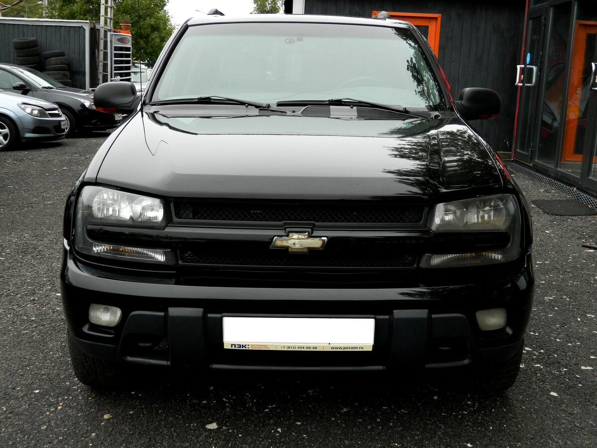 выкуп Chevrolet TrailBlazer I
