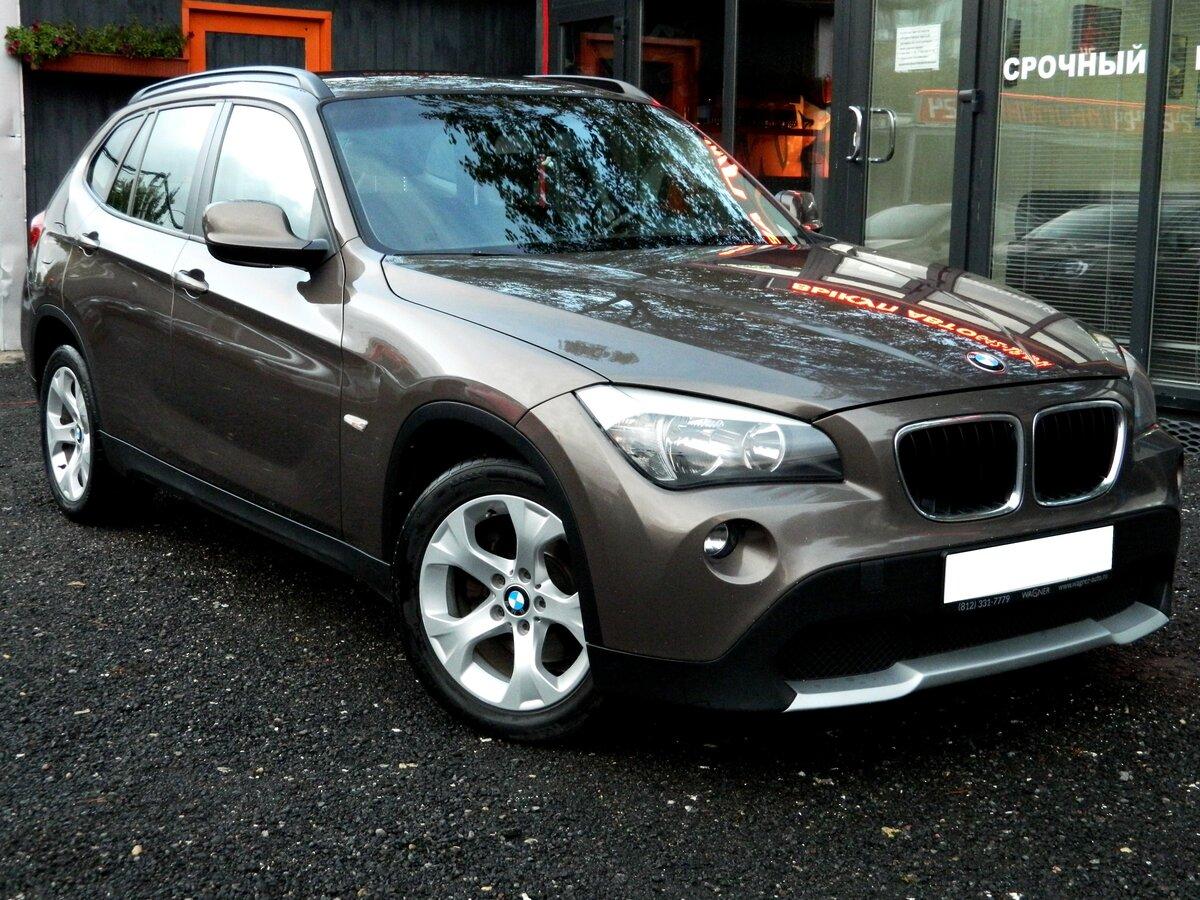 выкуп BMW X1 I (E84) 18i