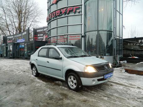 выкуп Продаётся Renault Logan, I 1.4 MT (75 л.с.) Седан 2006 129000 RUR