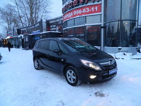 выкуп Продаётся Opel Zafira, C 1.8 MT (115 л.с.) Компактвэн 2012г. 719000 тыс