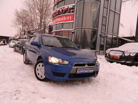 выкуп Продаётся Mitsubishi Lancer, X 1.5 AT (109 л.с.) Седан 2010г. 399000 тыс
