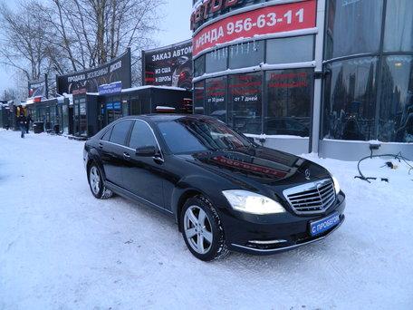выкуп Продаётся Mercedes-Benz S-klasse, V (W221) Рестайлинг 500 5.5 AT (388 л.с.) 4WD Седан 2010г. 1490000 тыс