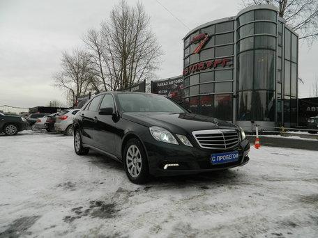 выкуп Продаётся Mercedes-Benz E-klasse, IV (W212, S212, C207) 200 1.8 AT (184 л.с.) Седан 2010 900000 RUR