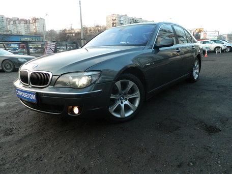 выкуп Продаётся BMW 7er, IV (E65/E66) Рестайлинг 760i 6.0 AT (445 л.с.) Седан 2006 620000 RUR