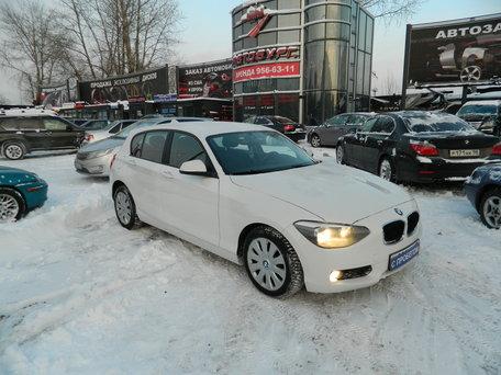 выкуп Продаётся BMW 1er, II (F20-F21) 116i 1.6 AT (136 л.с.) Хэтчбек 5 дв. 2012г. 740000 тыс
