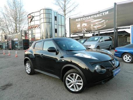 выкуп Продается Nissan Juke, I 1.6 MT (190 л.с.) Внедорожник 5 дв. 2011 619000 RUR