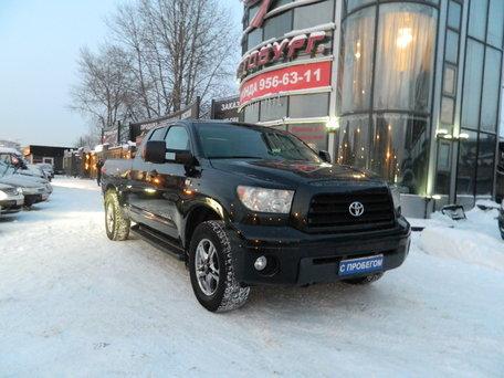 выкуп Продаётся Toyota Tundra, II 4.7 AT (276 л.с.) 4WD Пикап Двойная кабина 2007г. 1200000 тыс