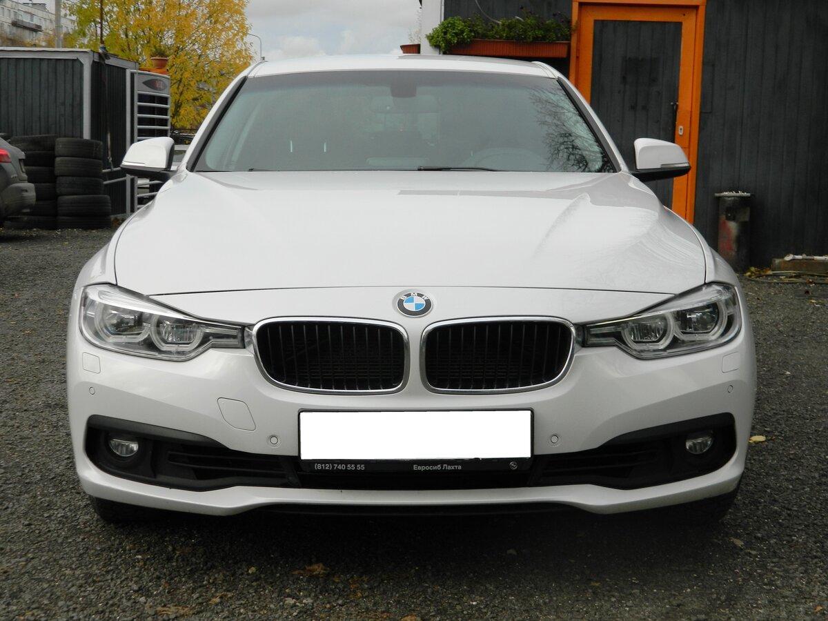 выкуп BMW 3 серия VI (F3x) Рестайлинг 318i
