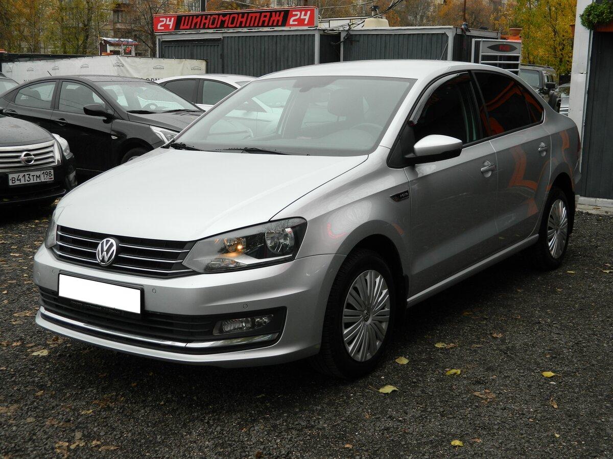 выкуп Volkswagen Polo V Рестайлинг