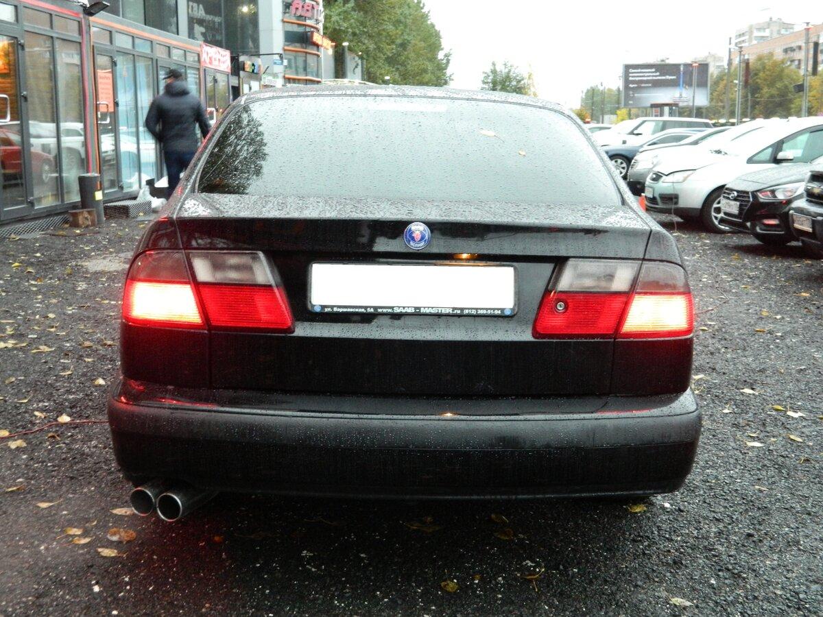 выкуп Saab 9-5 I