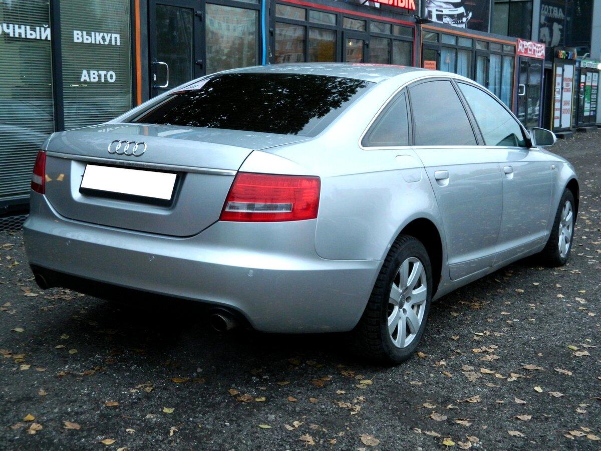 выкуп Audi A6 III (C6)