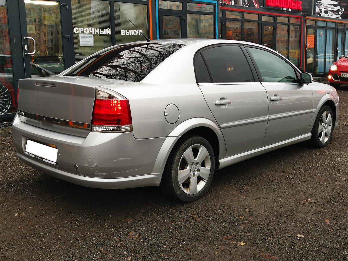 выкуп Продается автомобиль седан Opel Vectra 2007 года, 1.8 л / 140 л.с. / Бензин передний за 210000 в Санкт-Петербурге