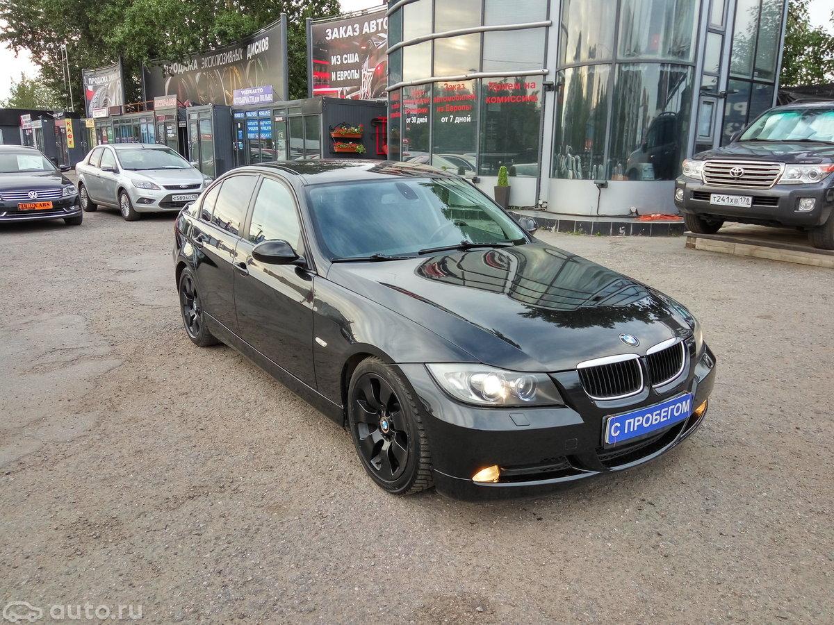 выкуп Продажа BMW 3er V (E90/E91/E92/E93) в Санкт-Петербурге